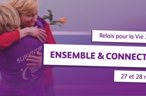 solidarity | hug | cancer | relay for life